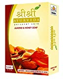 Sri Sri Ayurveda Almond and Honey Soap