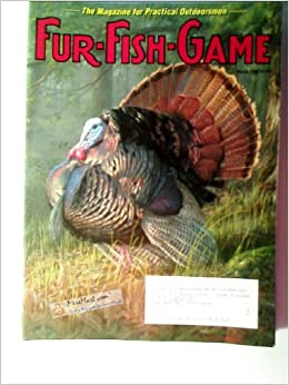 Fur fish game magazine march 2009 smart turkey channel for Texas fish and game magazine