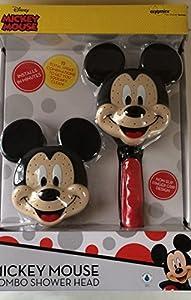 Mickey Mouse Combo Shower Head - - Amazon.com
