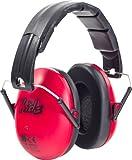 Edz Kidz - Red Kids Ear Defenders