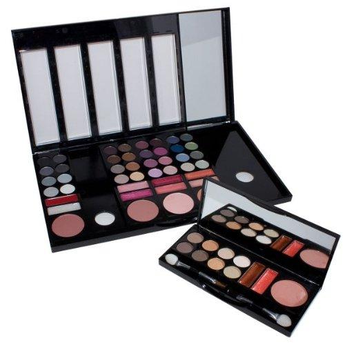 Make Up Sets W7 Beauty On The Go Make Up Set 5 Verschiedene