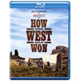How The West Was Won [Blu-ray] [1962] [Region Free]by Henry Fonda