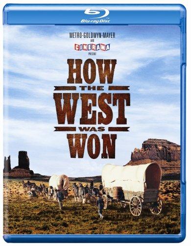 How the West Was Won / Война на Диком Западе / Как был завоеван Запад (1962)