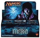 Wizards of the Coast - Juego de cartas Magic: The Gathering, tema Innistrad:Booster Box (MTG-SOI-BD-DE)