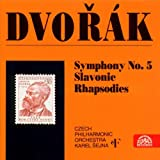 Dvorak/Slavonic Rhapsodiesby Cpo/Sejna