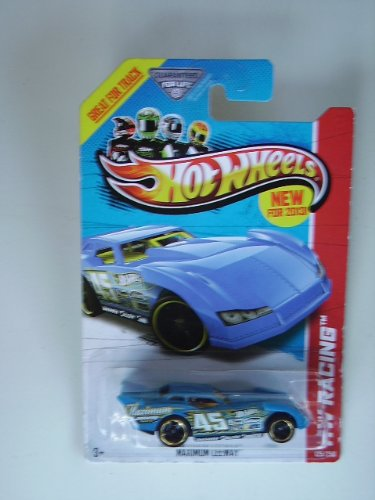 Maximum Leeway (Blue) Diecast Car (Hot Wheels)