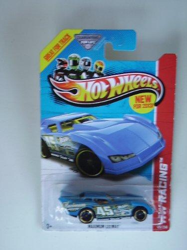 Maximum Leeway (Blue) Diecast Car (Hot Wheels)