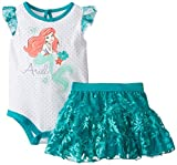 Disney Baby Baby Girls' Little Mermaid Girls' Skirt Set