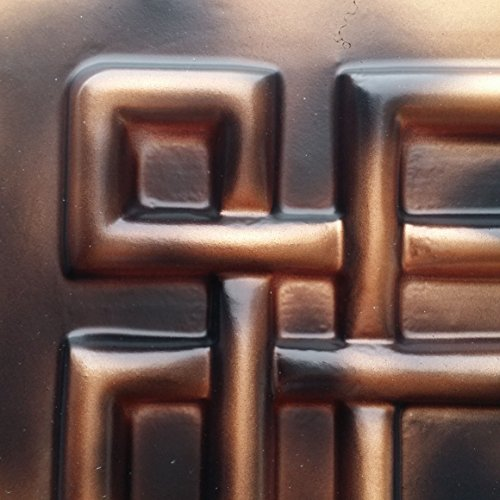 Finition vieillie PL09 imitation dalles de plafond en relief fond photosgraphie Panneaux muraux Decoration 10pieces/lot