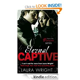 Eternal Captive: Mark of the Vampire Series: Book 3