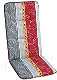 BEST 05200772 Sesselauflage hoch 120 x 50 x 6 cm