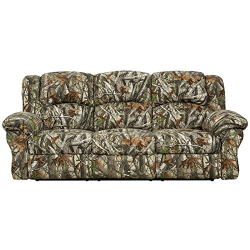 Exceptional Designs Reclining Sofa Next Camouflage Fabric