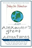 img - for WCS Creative Writing Adventures: Color Version: Western Christian School 3rd, 4th, 5th and 6th Grade 2016 book / textbook / text book