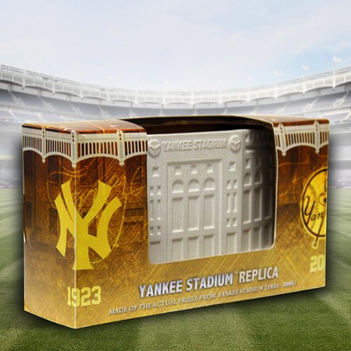 New York Yankees Replica Stadium Model Made From Authentic Original Yankee Stadium Facade (Yankee Stadium Model compare prices)