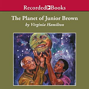 The Planet of Junior Brown Audiobook