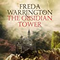 The Obsidian Tower: Jewelfire, Book 3 (       UNABRIDGED) by Freda Warrington Narrated by Helen Lloyd