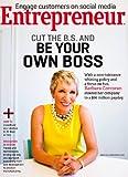 Entrepreneur Magazine (March 2012 - The Impact of Leadership)