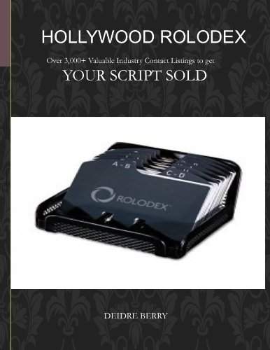 hollywood-rolodex-over-3000-valuable-industry-contact-listings-to-get-your-script-sold-english-editi