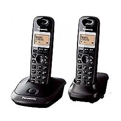 PANASONIC ECO DOUBLE DECT PHONE KX-TG2512CX