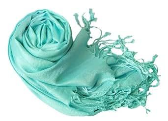 Amazon.com: Robins Egg Pashmina Shawl/Wrap: Clothing