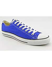 CONVERSE Men's All Star Ox (Dazzling Blue 6.0 M)