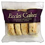 Lowthers Eccles Cakes 12 x 4's