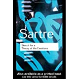 Sketch for a Theory of the Emotions (Routledge Classics)by Jean-Paul Sartre