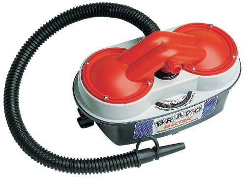 Sea Eagle High-Volume Electric Air Pump for Inflatable Boats and Toys