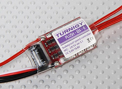 TURNIGY Plush 12amp (2A BEC) BESC - 1