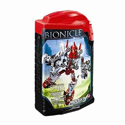 LEGO - 8689 - Jeu de construction - Bionicle - Mistika Toa Tahu