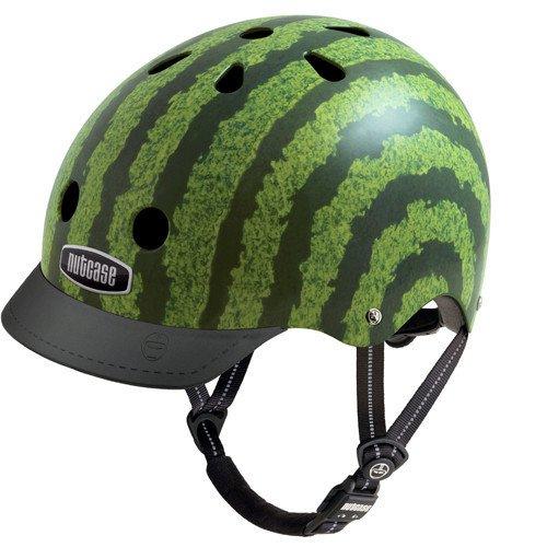 Nutcase Watermelon Street Helmet, Medium