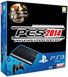 Console PS3 Ultra slim 500 Go Noire + PES 14 + The Last of Us