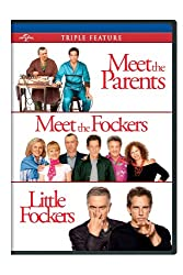 Meet the Parents / Meet the Fockers / Little Fockers Triple Feature