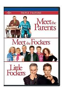 Meet the Parents / Meet the Fockers / Little Fockers (Triple Feature)
