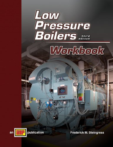 Low Pressure Boilers - Workbook - Amer Technical Pub - AT-4359 - ISBN:0826943594