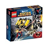 LEGO Super Heroes 76002: Superman Metropolis Showdown
