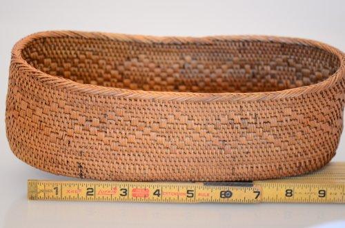 Basket Weaving Supplies Coupon : Woven basket from tenganan weaving village bali