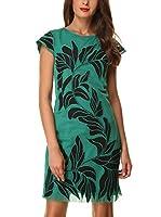 Almatrichi Vestido (Verde)