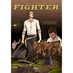 Anthony Comstock: FIGHTER Moving-Comic
