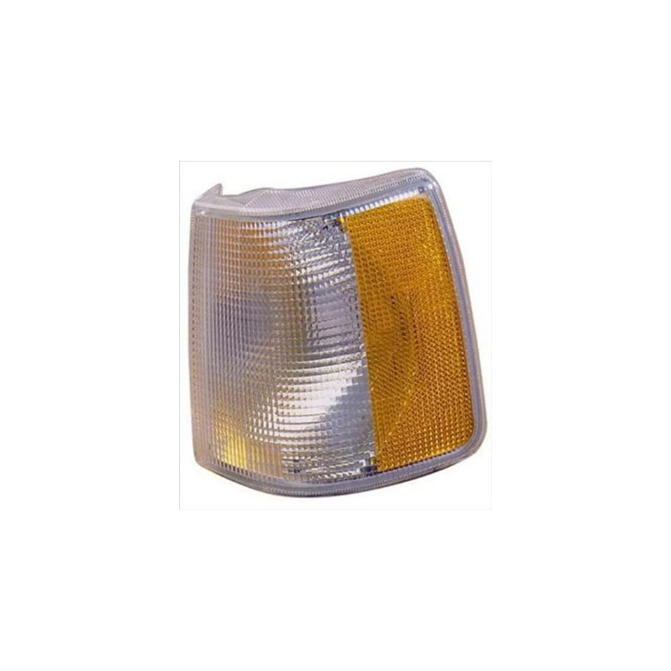 OE Replacement Volvo 940/960 Left Park Lamp Assembly (Partslink Number VO2520104)