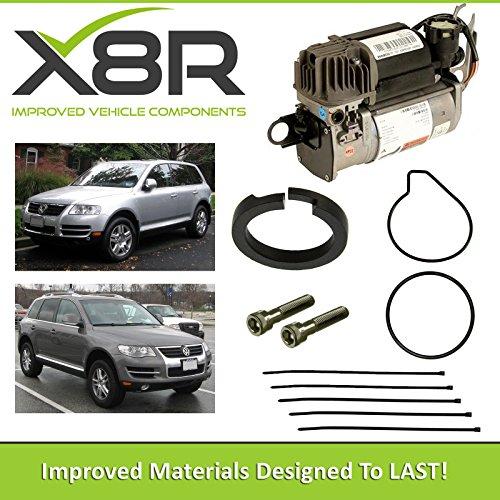 Volkswagen Touareg 2002-2010 WABCO AIR SUSPENSION COMPRESSOR PISTON RING REPAIR FIX X8R45