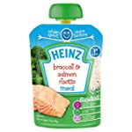 Heinz Broccoli and Salmon Risotto Mea...