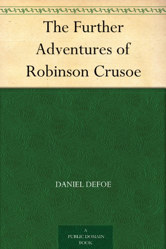 A character analysis of robinson crusoe