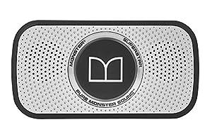 Monster Power Superstar High Definition Bluetooth Speaker (Black/Grey)