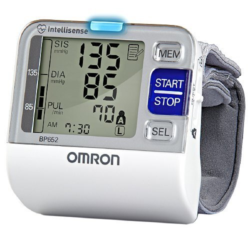 Omron IntelliSense BP652 Blood Pressure Monitor - Automatic - 200 Reading(s) at Sears.com
