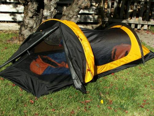 Eureka Solitaire Tent With Rain Fly