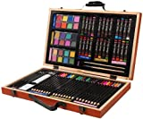 Darice 80-Piece Professional Art Set