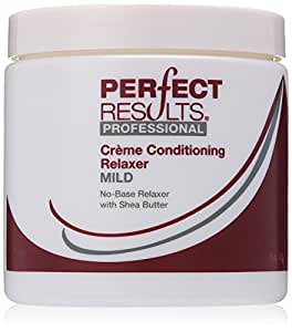 Perfect Results Professional Creme Conditioning Relaxer - Mild, 16-Ounce
