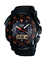 Casio PRG-550-1A4ER Mens Multifunctional Black Watch