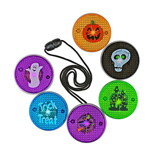 halloween safety lights kids